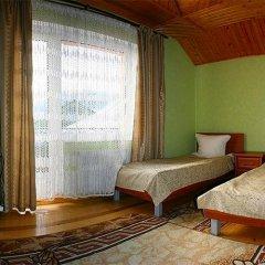 Гостиница Zoriana Номер Делюкс с различными типами кроватей фото 5
