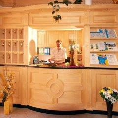 Hotel Restaurant Alpenrose Горнолыжный курорт Ортлер интерьер отеля