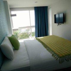 Отель Nantra Pattaya Baan Ampoe Beach 3* Студия с разными типами кроватей фото 4