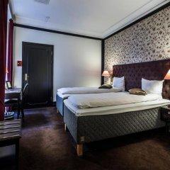 First Hotel Kong Frederik 4* Стандартный номер с двуспальной кроватью фото 6