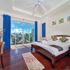 Отель Karon Hill Villa комната для гостей фото 2