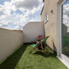 Апартаменты Bizzi LuxCenter View Studio