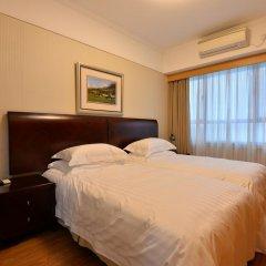 Апартаменты New Harbour Service Apartments Люкс с различными типами кроватей фото 4