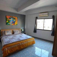 Отель Bua Khao Paradise Стандартный номер с различными типами кроватей фото 5