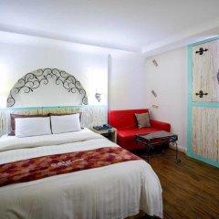 Hotel Seocho Oslo 2* Стандартный номер с различными типами кроватей фото 8