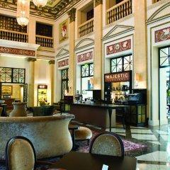 Отель Marriott Tbilisi интерьер отеля