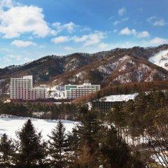 Отель Hanwha Resort Pyeongchang Южная Корея, Пхёнчан - отзывы, цены и фото номеров - забронировать отель Hanwha Resort Pyeongchang онлайн фото 3