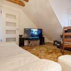 Отель Penthouse Suite Gasteig Мюнхен удобства в номере