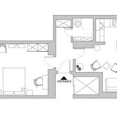 Отель White Apartment Сербия, Белград - отзывы, цены и фото номеров - забронировать отель White Apartment онлайн фитнесс-зал