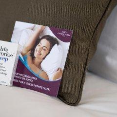 Отель Crowne Plaza Porto 5* Номер Делюкс разные типы кроватей