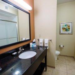 Отель Hampton Inn & Suites Effingham 2* Стандартный номер с различными типами кроватей фото 3