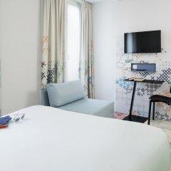 Отель ibis Styles Paris Gare Saint Lazare 3* Стандартный номер с различными типами кроватей фото 7