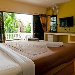 Отель Fullmoon Beach Resort 3* Стандартный номер с разными типами кроватей фото 11