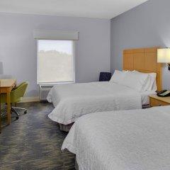 Отель Hampton Inn Suites Sarasota/Bradenton Airport 2* Студия с различными типами кроватей
