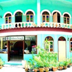 Отель Goldsea Beach 3* Стандартный номер с различными типами кроватей фото 10