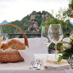 Отель Arbatax Park Resort Borgo Cala Moresca фото 7