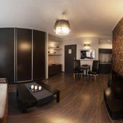 Отель Apartamenty Jazz 2 Апартаменты с различными типами кроватей фото 4