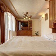 Отель udanypobyt Apartament Myśliwski Косцелиско комната для гостей фото 5