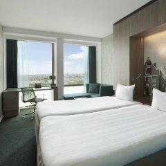 Leonardo Hotel Amsterdam Rembrandtpark 4* Стандартный номер с 2 отдельными кроватями