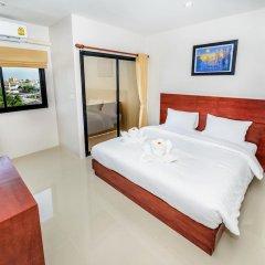 Отель The Topaz Residence 3* Номер Делюкс разные типы кроватей фото 4