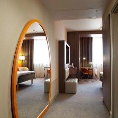 Гостиница Mercure Тюмень Центр 4* Стандартный номер двуспальная кровать фото 2