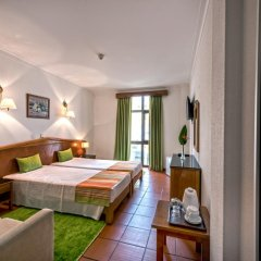 Отель Colina do Mar 3* Стандартный номер с различными типами кроватей