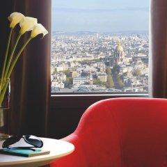 Отель Pullman Paris Montparnasse 4* Номер Делюкс с различными типами кроватей фото 17