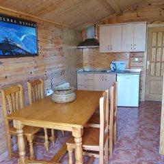 Отель Camping Ruta del Purche Улучшенное бунгало фото 23