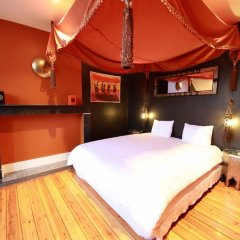 Отель Smartflats Victoire Terrace Апартаменты с различными типами кроватей фото 10