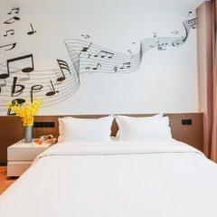 Guangzhou Hengdong Business Hotel 3* Стандартный номер с различными типами кроватей фото 4
