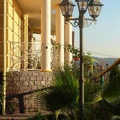 Гостиница Гостевой дом Европейский в Сочи 1 отзыв об отеле, цены и фото номеров - забронировать гостиницу Гостевой дом Европейский онлайн вид на фасад фото 2