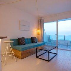 Отель Santos Ibiza Suites Полулюкс с различными типами кроватей фото 5