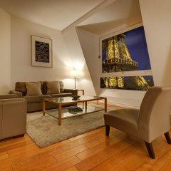 Отель Résidence Charles Floquet 2* Апартаменты с различными типами кроватей фото 32