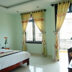 Отель The Sun Homestay комната для гостей
