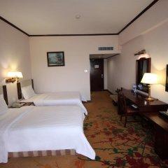 Guangzhou Hotel 3* Стандартный номер с 2 отдельными кроватями фото 9