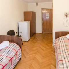 Pulkovo Hotel 2* Кровати в общем номере с двухъярусными кроватями фото 3