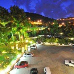 Отель Bomo Tosca Beach парковка