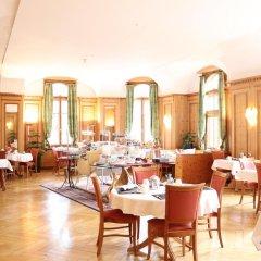 Отель Unique Hotel Eden Superior Швейцария, Санкт-Мориц - отзывы, цены и фото номеров - забронировать отель Unique Hotel Eden Superior онлайн питание фото 3