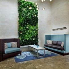Отель Distrikt Hotel New York City США, Нью-Йорк - отзывы, цены и фото номеров - забронировать отель Distrikt Hotel New York City онлайн интерьер отеля фото 2