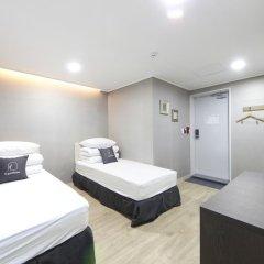K-Grand Hostel Gangnam 1 Стандартный номер с 2 отдельными кроватями фото 3