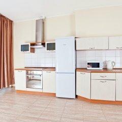 Апарт Отель Лукьяновский Апартаменты с 2 отдельными кроватями фото 4