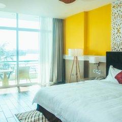 The Hanoi Club Hotel & Lake Palais Residences комната для гостей фото 17