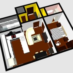 Гостиница in House on Begovaya в Москве отзывы, цены и фото номеров - забронировать гостиницу in House on Begovaya онлайн Москва удобства в номере фото 2