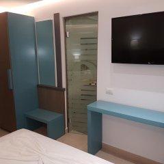 Отель Delfini Албания, Саранда - отзывы, цены и фото номеров - забронировать отель Delfini онлайн удобства в номере фото 2
