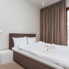Отель Platinum Residence Mokotów 3* Студия с различными типами кроватей фото 2