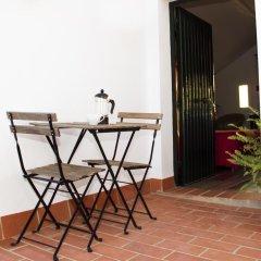 Отель Bed & Breakfast El Fogón del Duende балкон