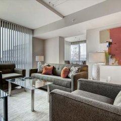 Отель Bridgestreet at Newseum Residences 3* Апартаменты с различными типами кроватей фото 12