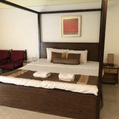 Отель Alegria - The Goan Village 2* Номер Делюкс с двуспальной кроватью фото 13