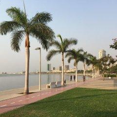 Отель Skyna Hotel Luanda Ангола, Луанда - отзывы, цены и фото номеров - забронировать отель Skyna Hotel Luanda онлайн приотельная территория