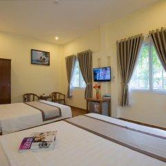 Отель Blue Paradise Resort 2* Улучшенный номер с различными типами кроватей фото 20